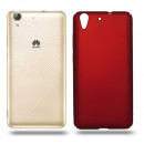 Husa de protectie rigida Ultra SLIM Huawei Y6 II, Red