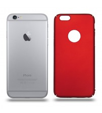 Husa de protectie rigida Ultra SLIM iPhone 6/6S, Red