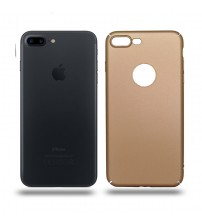 Husa de protectie rigida Ultra SLIM iPhone 7 Plus, Gold