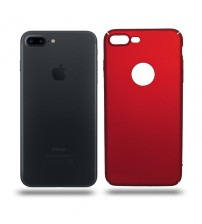 Husa de protectie rigida Ultra SLIM iPhone 7 Plus, Red