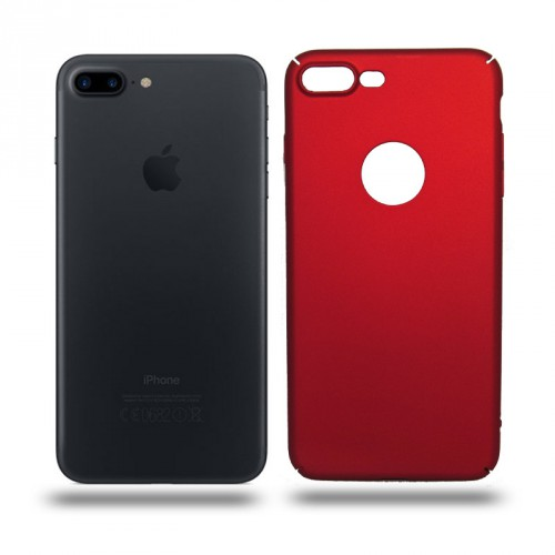 Husa iPhone 7 Plus rigida red, Huse iPhone - TemperedGlass.ro