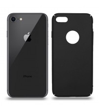Husa de protectie rigida Ultra SLIM iPhone 8, Black