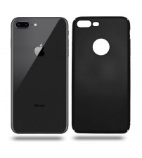 Husa de protectie rigida Ultra SLIM iPhone 8 Plus, Black