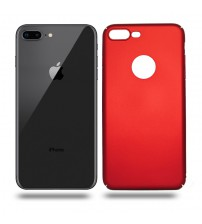 Husa de protectie rigida Ultra SLIM iPhone 8 Plus, Red