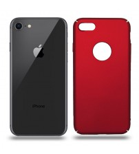 Husa de protectie rigida Ultra SLIM iPhone 8, Red