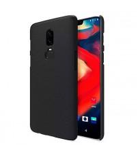 Husa de protectie rigida Ultra SLIM OnePlus 6, Black