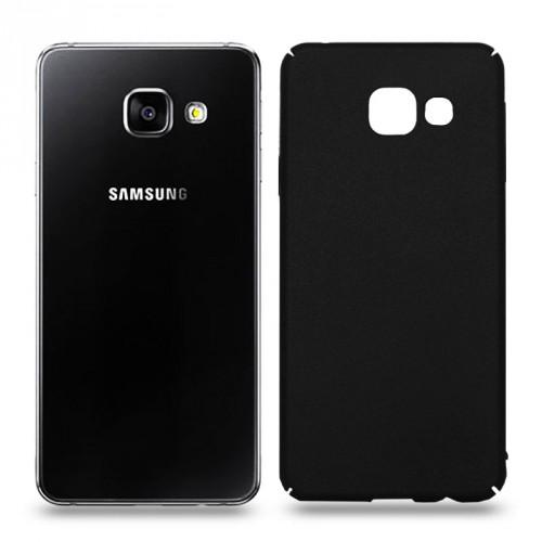 Husa Samsung Galaxy A3 2016 rigida black, Huse Samsung