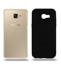 Husa de protectie rigida Ultra SLIM Samsung Galaxy A5 2016, Black