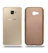 Husa de protectie rigida Ultra SLIM Samsung Galaxy A5 2016, Gold