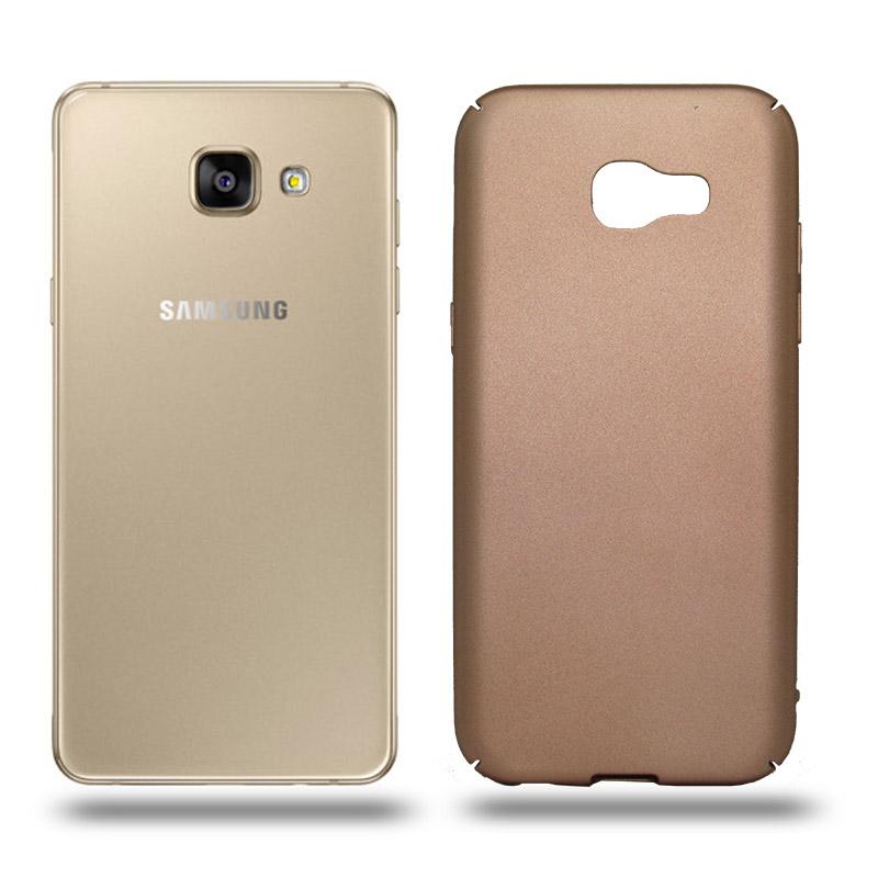 Husa Samsung Galaxy A5 2016 rigida gold, Huse Samsung