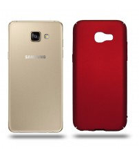 Husa de protectie rigida Ultra SLIM Samsung Galaxy A5 2016, Red