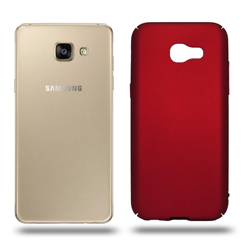 Husa Samsung Galaxy A5 2016 rigida red, Huse Samsung