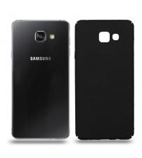 Husa de protectie rigida Ultra SLIM Samsung Galaxy A7 2016, Black