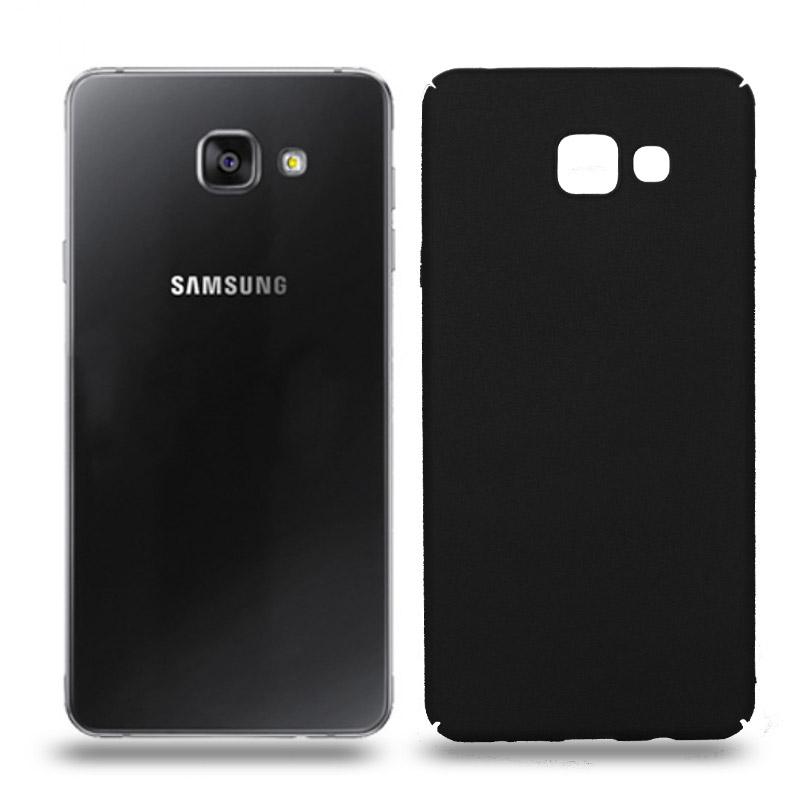 Husa Samsung Galaxy A7 2016 rigida black, Huse Samsung