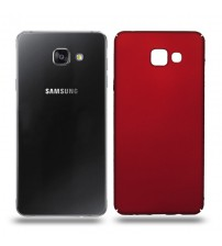Husa de protectie rigida Ultra SLIM Samsung Galaxy A7 2016, Red