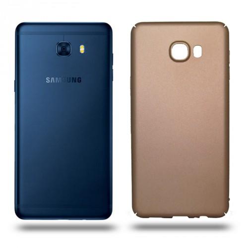 Husa Samsung Galaxy C7 gold, Huse Samsung - TemperedGlass.ro