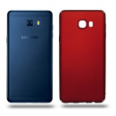 Husa de protectie rigida Ultra SLIM Samsung Galaxy C7, Red