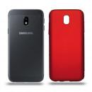 Husa de protectie rigida Ultra SLIM Samsung Galaxy J3 2017, Red
