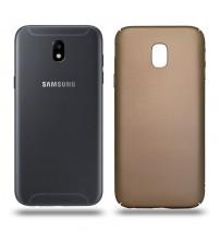 Husa de protectie rigida Ultra SLIM Samsung Galaxy J5 2017, Gold