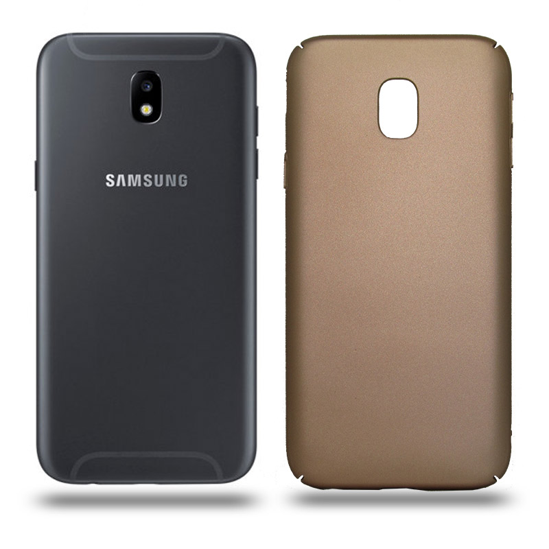 Husa Samsung Galaxy J5 2017 rigida gold, Huse Samsung