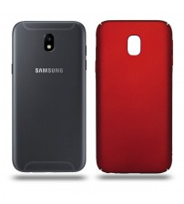 Husa de protectie rigida Ultra SLIM Samsung Galaxy J5 2017, Red