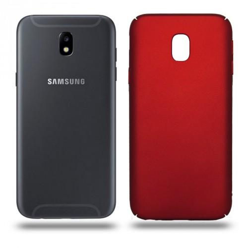 Husa Samsung Galaxy J5 2017 rigida red, Huse Samsung