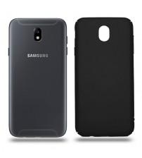 Husa de protectie rigida Ultra SLIM Samsung Galaxy J7 2017, Black