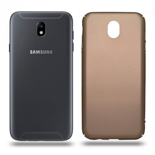 Husa Samsung Galaxy J7 2017 rigida gold, Huse Samsung