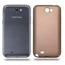 Husa de protectie rigida Ultra SLIM Samsung Galaxy Note 2, Gold
