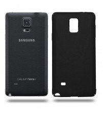 Husa de protectie rigida Ultra SLIM Samsung Galaxy Note 4, Black