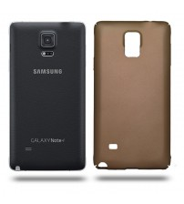 Husa de protectie rigida Ultra SLIM Samsung Galaxy Note 4, Gold