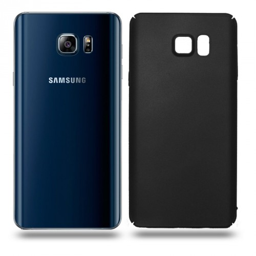 Husa Samsung Galaxy Note 5 rigida black, Huse Samsung