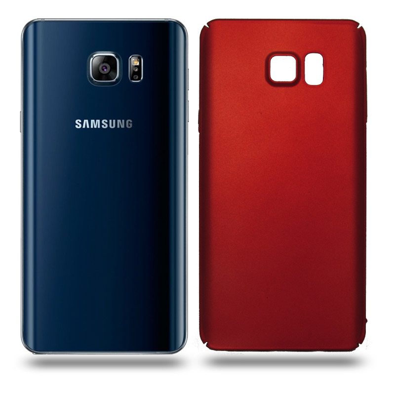Husa Samsung Galaxy Note 5 rigida red, Huse Samsung