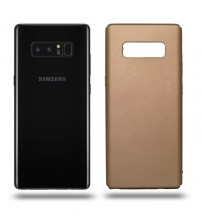 Husa de protectie rigida Ultra SLIM Samsung Galaxy Note 8, Gold