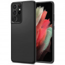 Husa de protectie rigida Ultra SLIM Samsung Galaxy S21 Ultra, Black