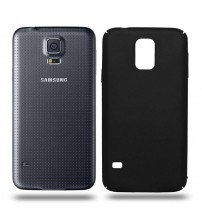 Husa de protectie rigida Ultra SLIM Samsung Galaxy S5, Black