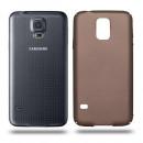 Husa de protectie rigida Ultra SLIM Samsung Galaxy S5, Gold
