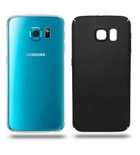 Husa de protectie rigida Ultra SLIM Samsung Galaxy S6, Black