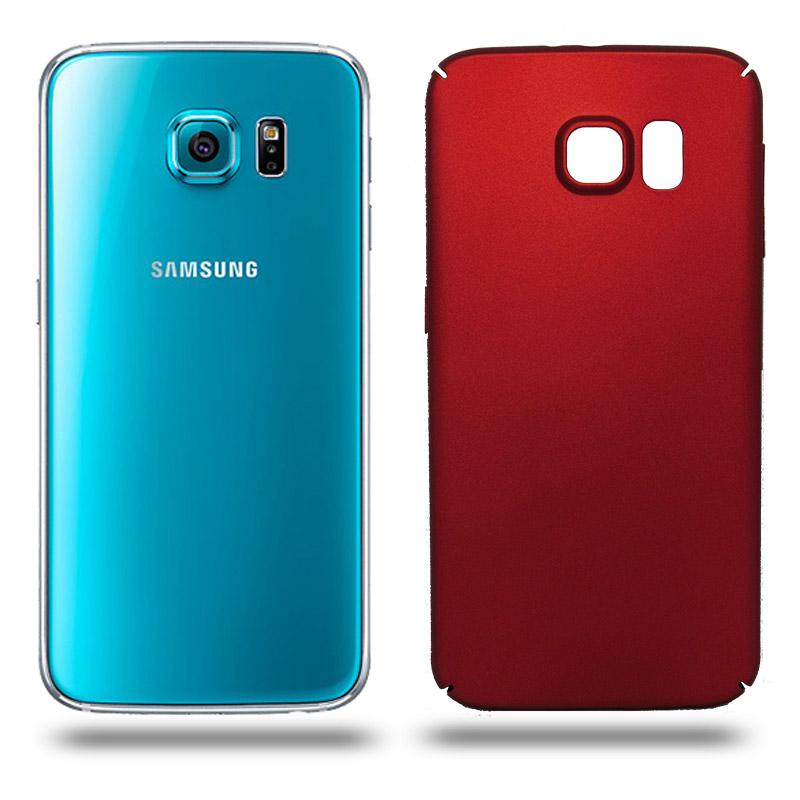 Husa Samsung Galaxy S6 rigida red, Huse Samsung