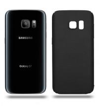 Husa de protectie rigida Ultra SLIM Samsung Galaxy S7, Black