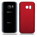 Husa de protectie rigida Ultra SLIM Samsung Galaxy S7, Red