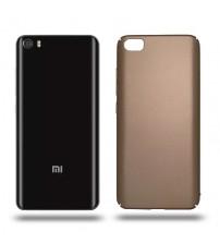 Husa de protectie rigida Ultra SLIM Xiaomi Mi5, Gold
