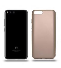 Husa de protectie rigida Ultra SLIM Xiaomi Mi6, Gold