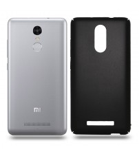 Husa de protectie rigida Ultra SLIM Xiaomi Redmi Note 3, Black