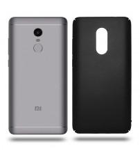 Husa de protectie rigida Ultra SLIM Xiaomi Redmi Note 4 (MediaTek), Black