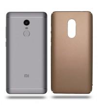 Husa de protectie rigida Ultra SLIM Xiaomi Redmi Note 4 (MediaTek), Gold