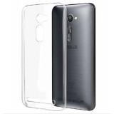 Husa de protectie Slim TPU pentru Asus Zenfone 2 5.0 ZE500CL, Transparenta