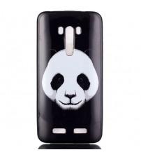 Husa de protectie Slim TPU pentru  Asus Zenfone Selfie ZD551KL, Bear