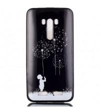 Husa de protectie Slim TPU pentru  Asus Zenfone Selfie ZD551KL, Childhood
