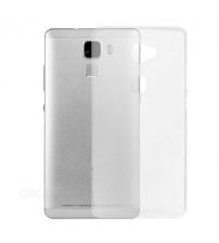 Husa de protectie Slim TPU pentru Huawei Honor 5X, Transparenta [Promo DoubleUP]
